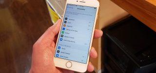 شكل جديد لإمكانية الوصول في iOS 13