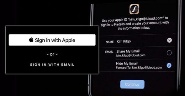 تقرير: ميزة أبل الجديدة Sign in with Apple تحتوي على ثغرات