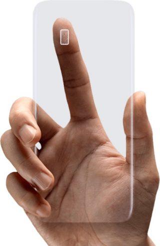 تقرير: أبل تنوي اطلاق آي-فون ببصمة تحت الشاشة في الصين